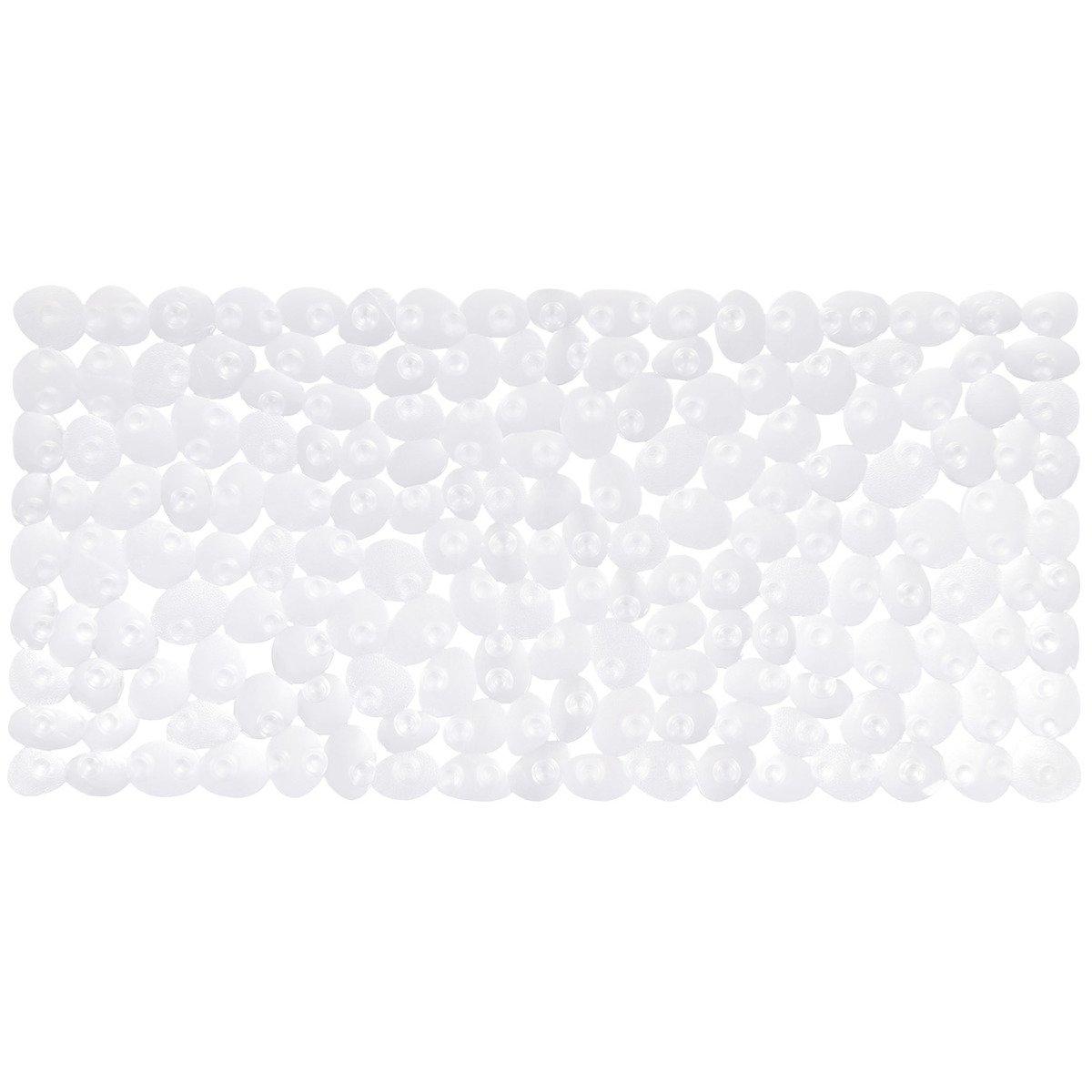 Differnz Lapis antislip badmat 75x35cm transparant