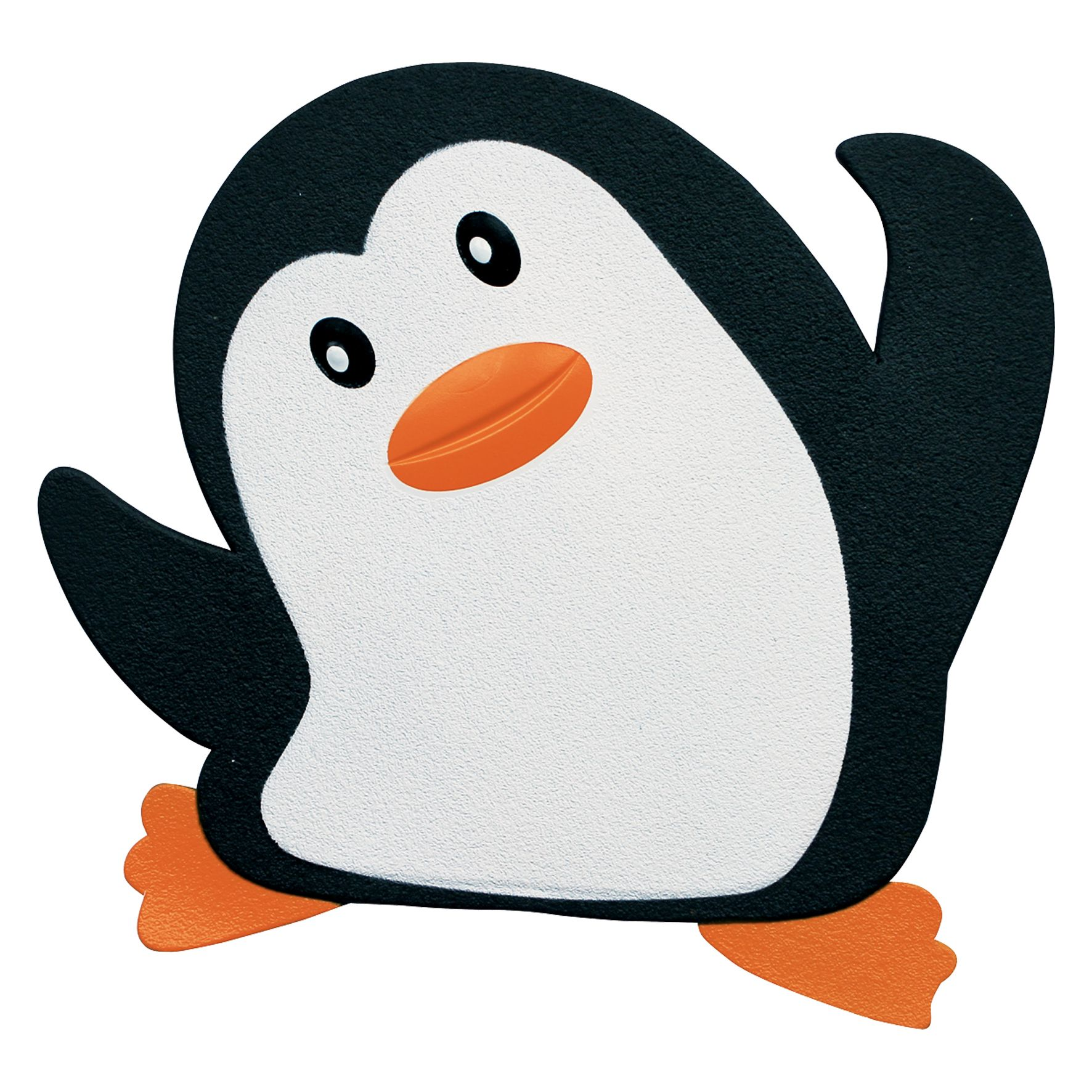 Differnz Penguin antislip plakker 11x12cm