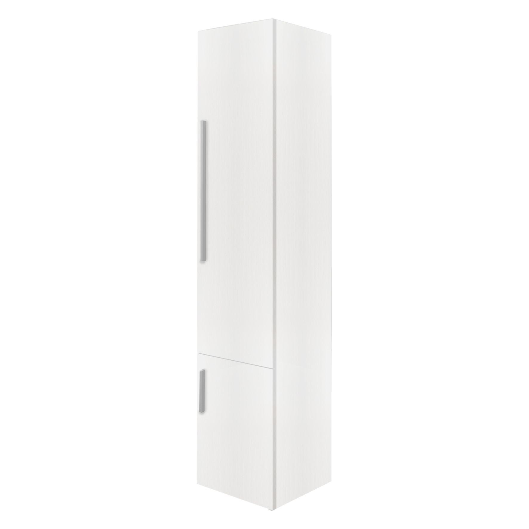 Differnz Style Hoge Kast rechts wit
