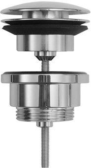 Duravit push-open ventiel