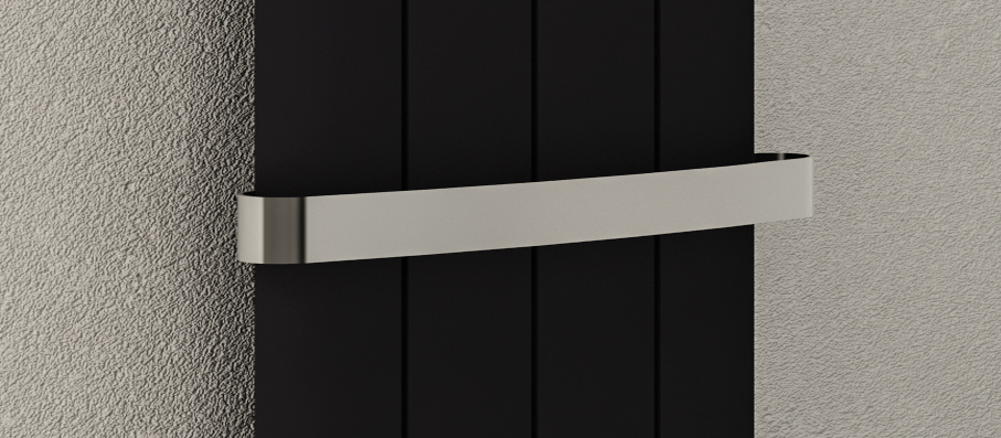 Eastbrook Peretti handdoekbeugel Chroom 37,5cm