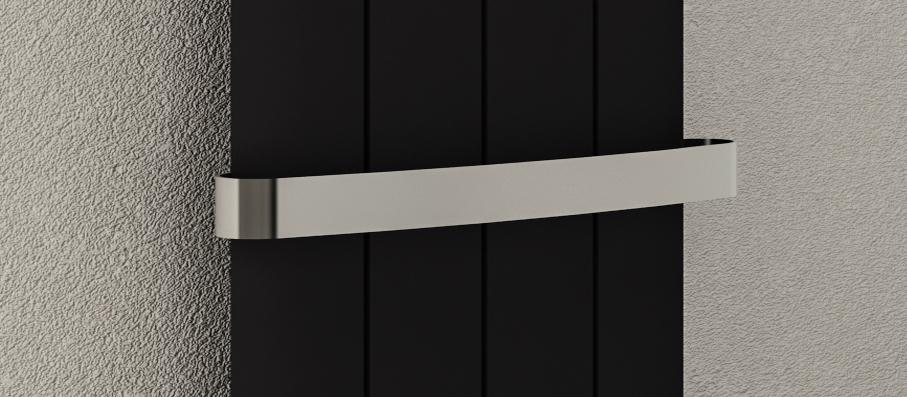 Eastbrook Peretti handdoekbeugel Chroom 47cm
