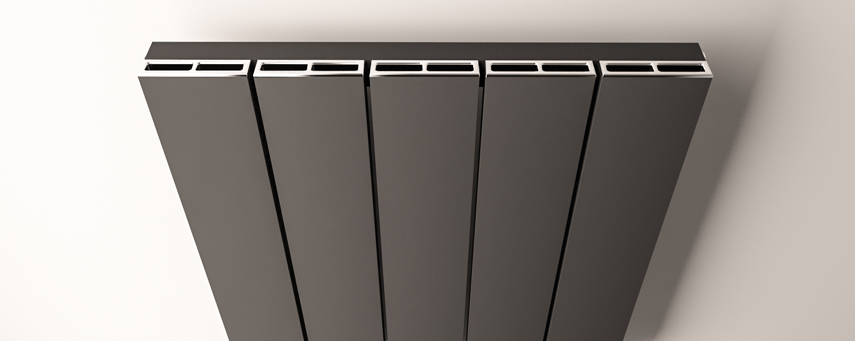Eastbrook Rosano radiatorrooster chroom 28cm