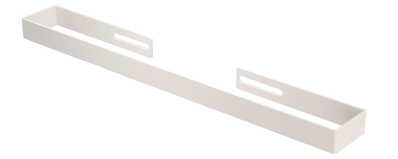 Eastbrook Vesima radiator handdoekbeugel Mat wit 40,3cm