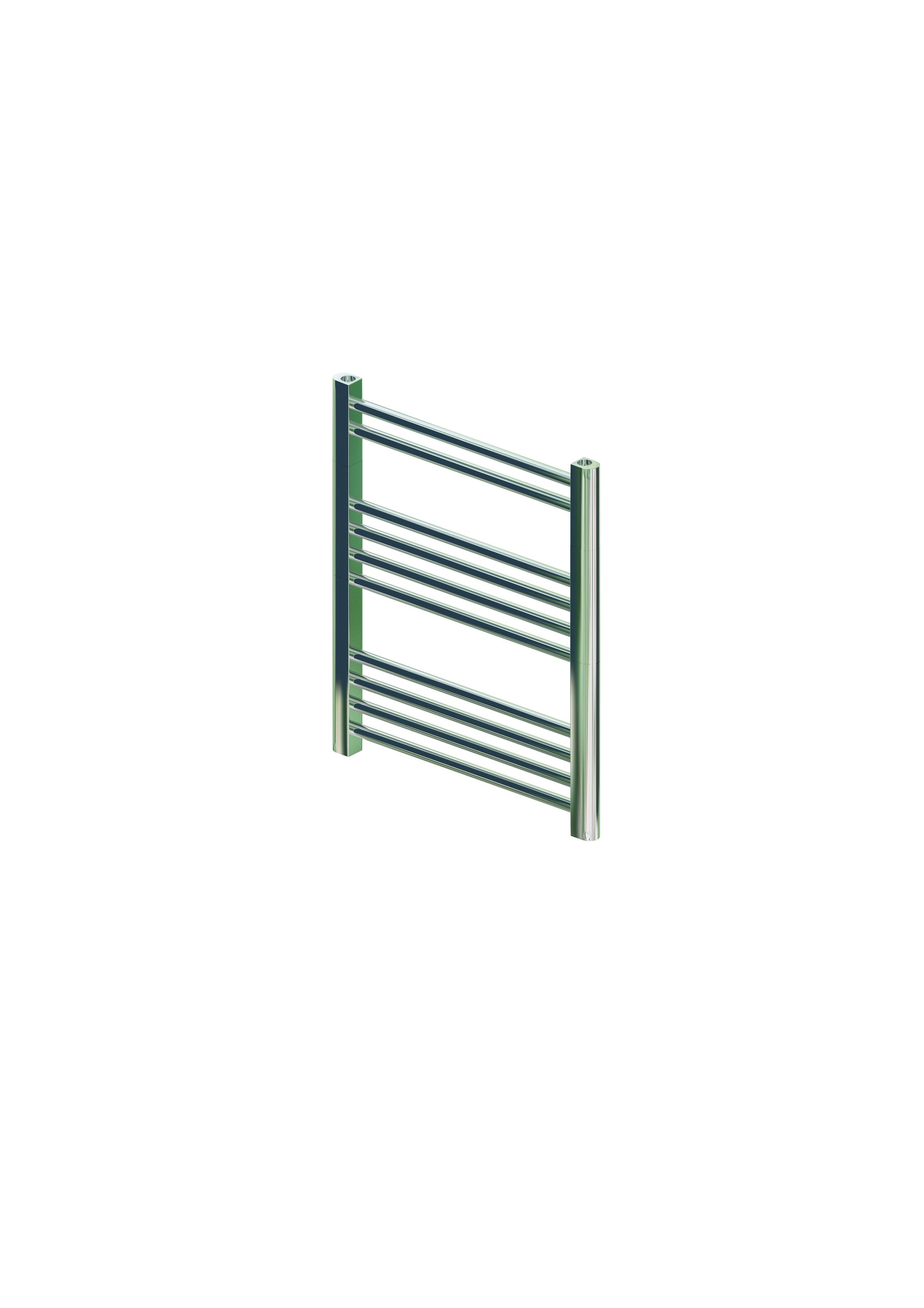 Eastbrook Wendover horizontale radiator 60x40cm Chroom 151 watt