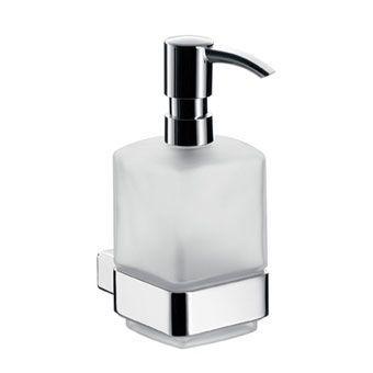 Emco Loft zeepdispenser wandmodel chroom