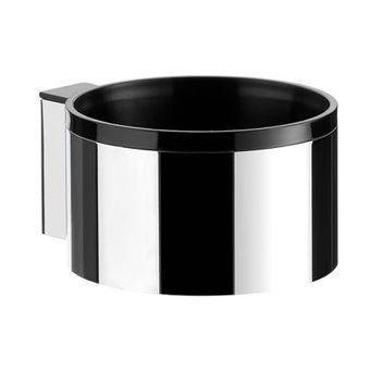 Emco System 2 houder voor haardroger chroom/zwart