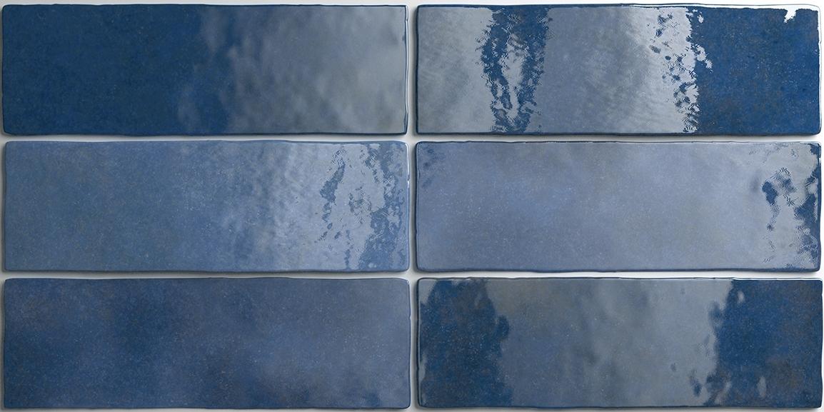Wandtegel Artisan Colonial Blue 6,5x20