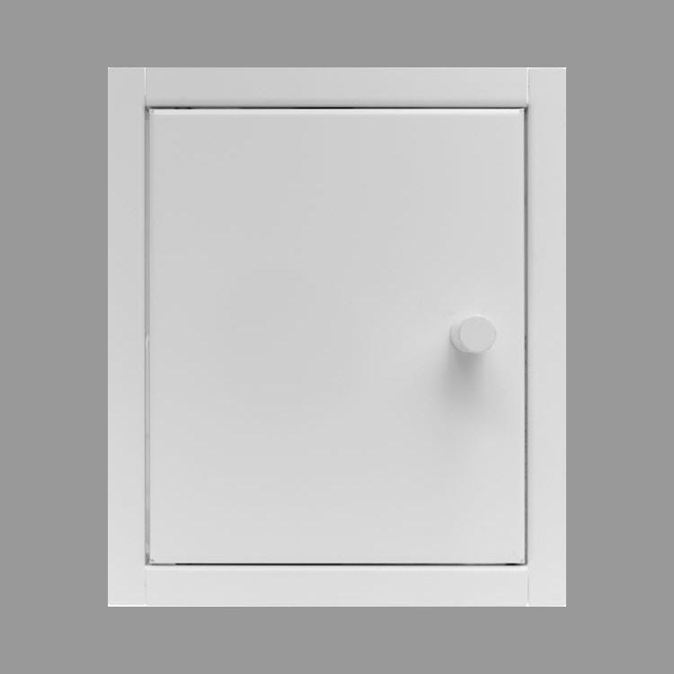 Etsero Back-up inbouw opberg kastje wit te koop met voordeel