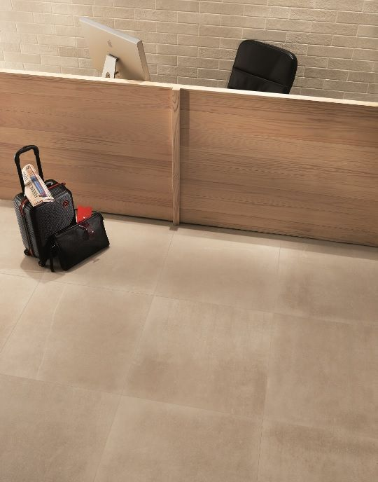 Fap Maku Nut 60x60 rett badkamer vloertegel