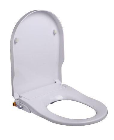 Galva Fresh douche wc toiletzitting met sproeier zonder stroom bidet