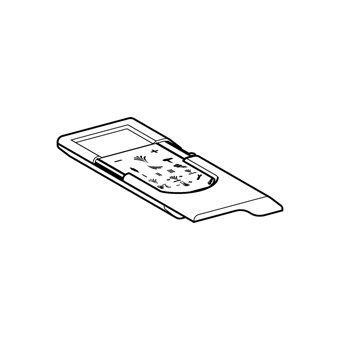 Geberit AquaClean afstandbediening t.b.v.AquaClean 8000plus AP kopen? Hier de scherpste prijs van Nederland