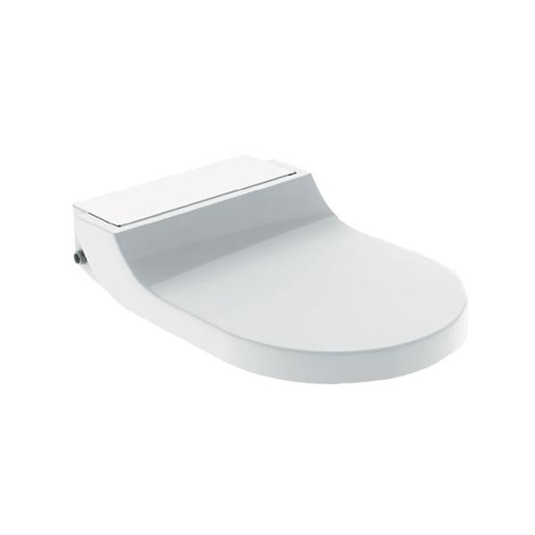 Geberit AquaClean Tuma Comfort douche wc met wit glas deksel kopen doe je het voordeligst hier