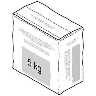 Geberit GIS plamuur voor gipsplaat doos=5 kilo Geberit