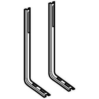 Geberit Kombifix stelpoten voor inbouwreservoir licht model per paar kopen? Hier de scherpste prijs van Nederland