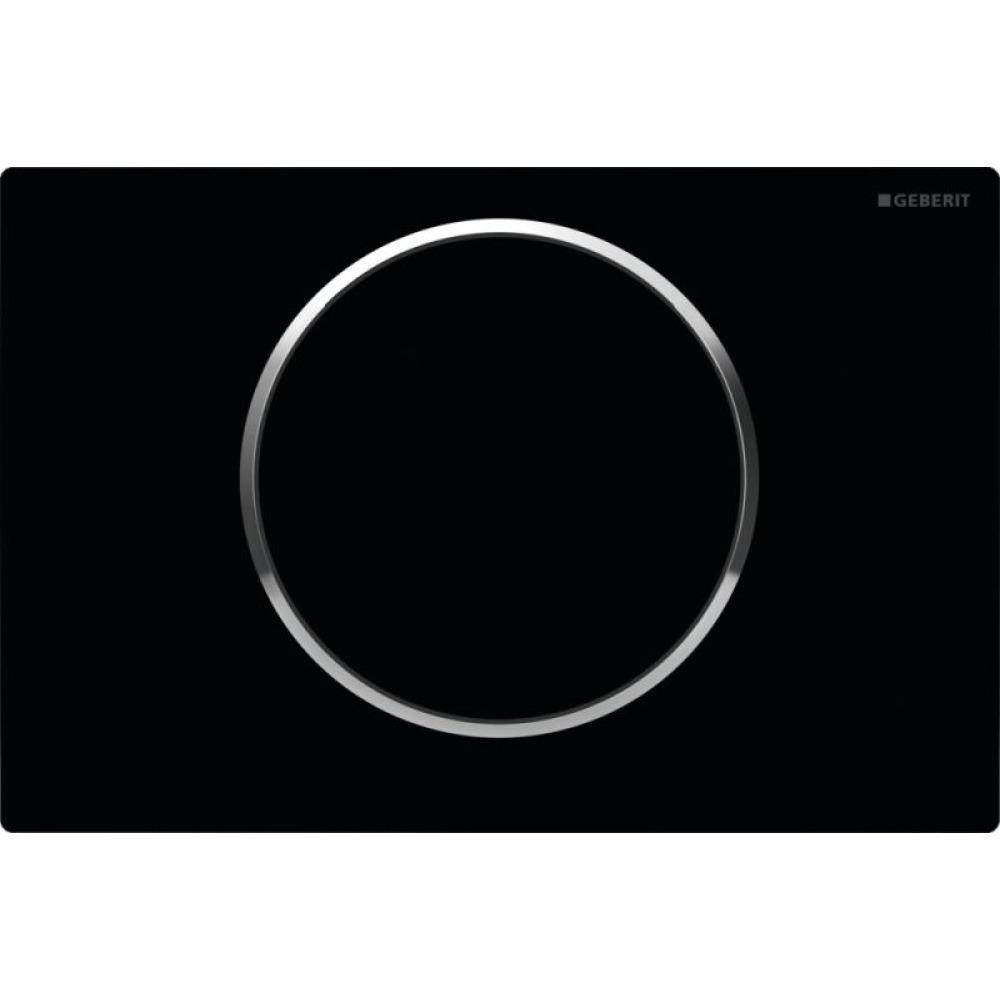 Geberit Sigma 10 bedieningsplaat Sigma 10 SF frontbediend 24.6x16.4cm t.b.v. UP300/320/700/720 res.