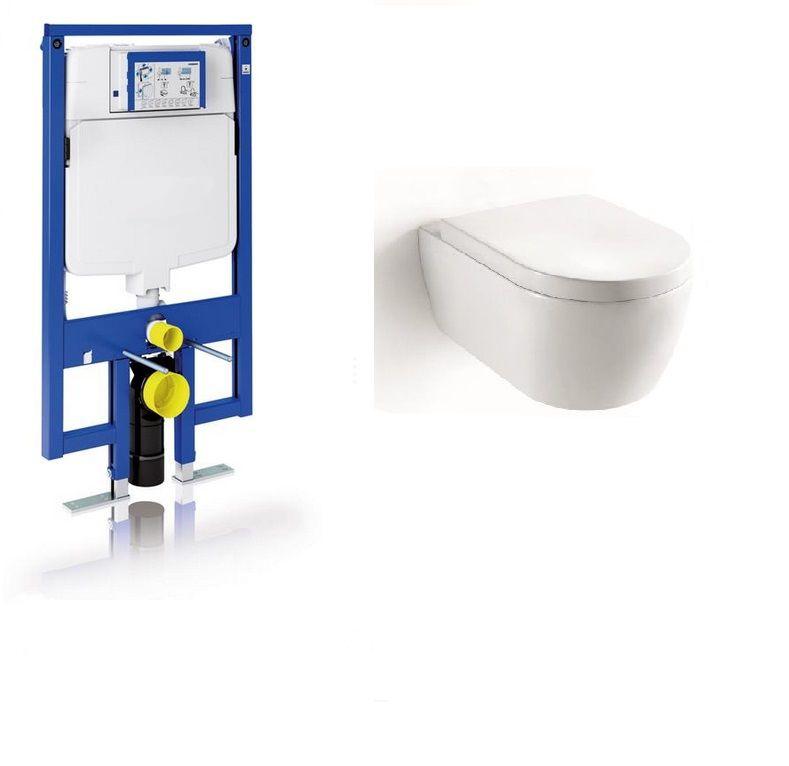 Geberit UP720 Toiletset, Lambini Sub Compact