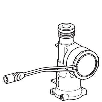 GEBERIT waterkracht generator ir kraan (242571001)