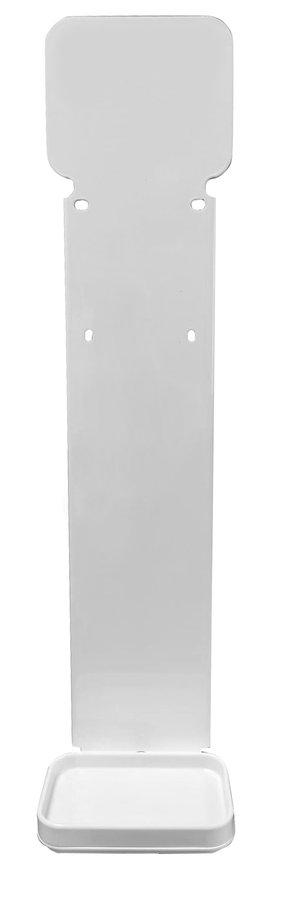 Gedy universele houder voor automatische zeepdispenser wit