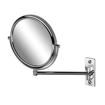 Geesa Mirror scheerspiegel 1-armig 3x vergrotend ?20cm chroom