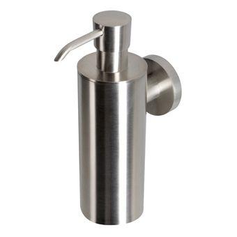 Geesa Nemox zeepdispenser wandmodel 200ml RVS