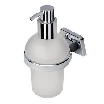 Geesa Standard zeepdispenser wandmodel 200ml chroom