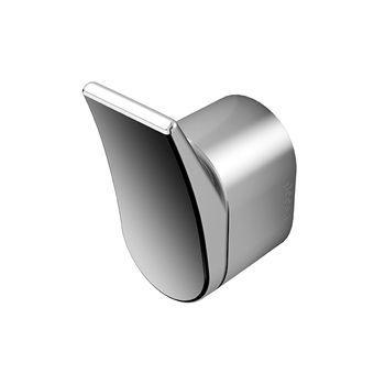 Geesa Wynk jas-/handdoekhaak klein, type 1 chroom
