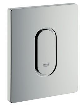 Grohe Arena Cosmopolitan urinoir bedieningsplaat inclusief mechanisch functiedeel chroom