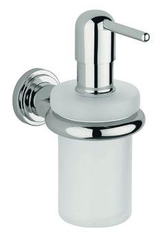 Grohe Atrio zeepdispenser chroom