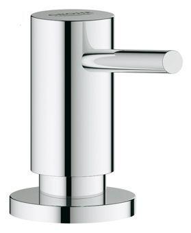 Grohe Cosmo zeepdispenser 1-gats voor in keuken chroom