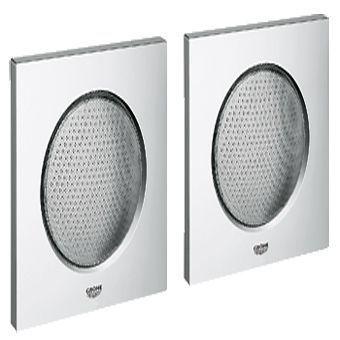 Grohe F-series geluidsset 12.7x12.7cm volledig stereo bereik