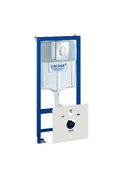 Grohe Rapid SL WC-element incl. bedieningsplaat Skate Air 113cm v. voorwand-of systeem wandmontage c