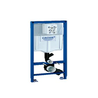 Grohe Rapid SL WC-element m. aansluiting voor externe geurafzuiging 113cm v. voorwand-of systeemwand