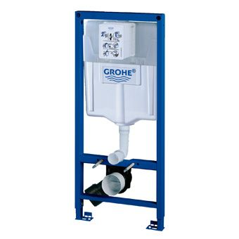 Grohe Rapid SL WC-element voor voorwand- of systeemmontage 113cm