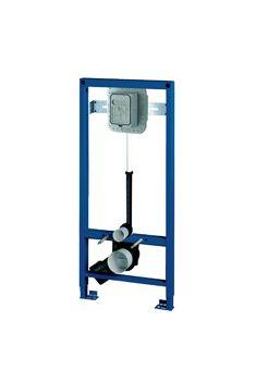 Grohe Rapid SL WC-element voor voorwand- of systeemmontage 113cm voor drukspoeler