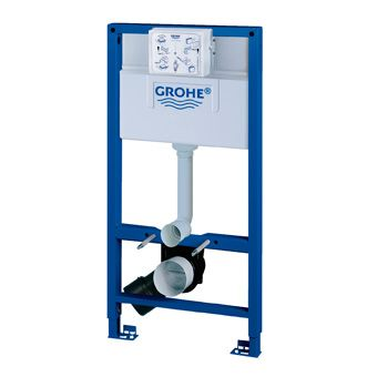Grohe Rapid SL WC-element voor voorwand- of systeemmontage laag 100cm