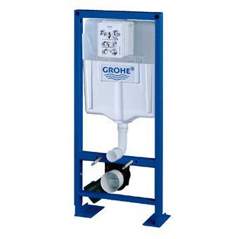 Grohe Rapid SL WC-element vrijstaand 113cm