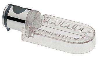 Grohe Relexa zeepschaal transparant voor glijstang 28620 en 28621 chroom
