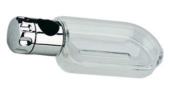 Grohe Relexa zeepschaal transparant voor glijstang 28666 chroom