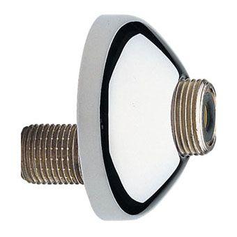 Grohe S-koppeling m. rozet geruisarm per stuk 1/2x3/4 verstelbaarheid 7.5mm chroom