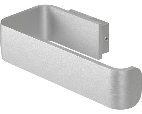 Haceka Aline toiletrolhouder geborsteld aluminium