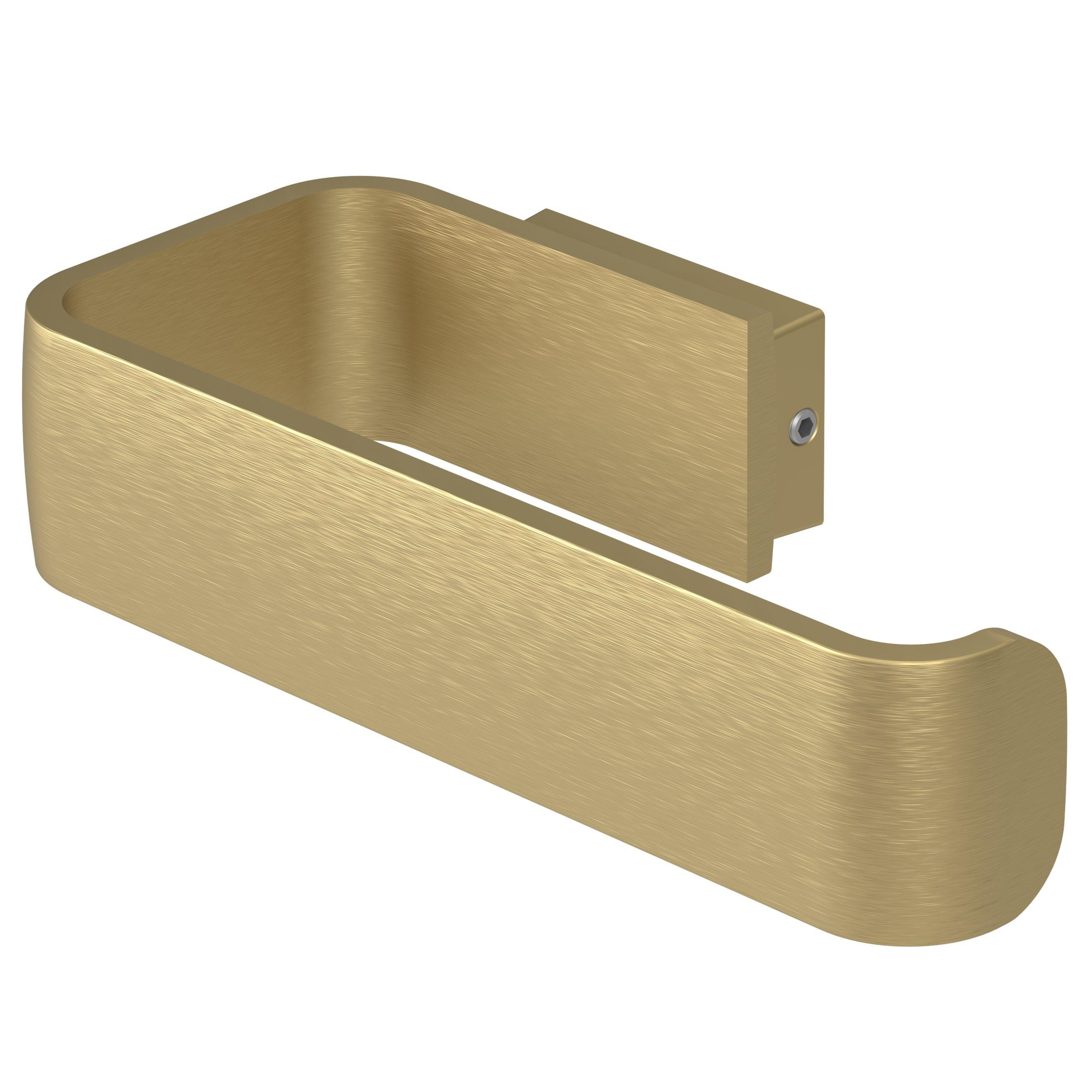 Haceka Aline toiletrolhouder goud