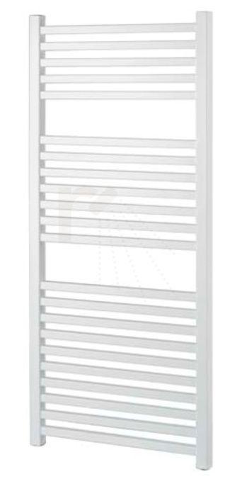 Badkamer Accessoires  Haceka Gita design radiator 69x50cm wit # Designradiator Gita_141959