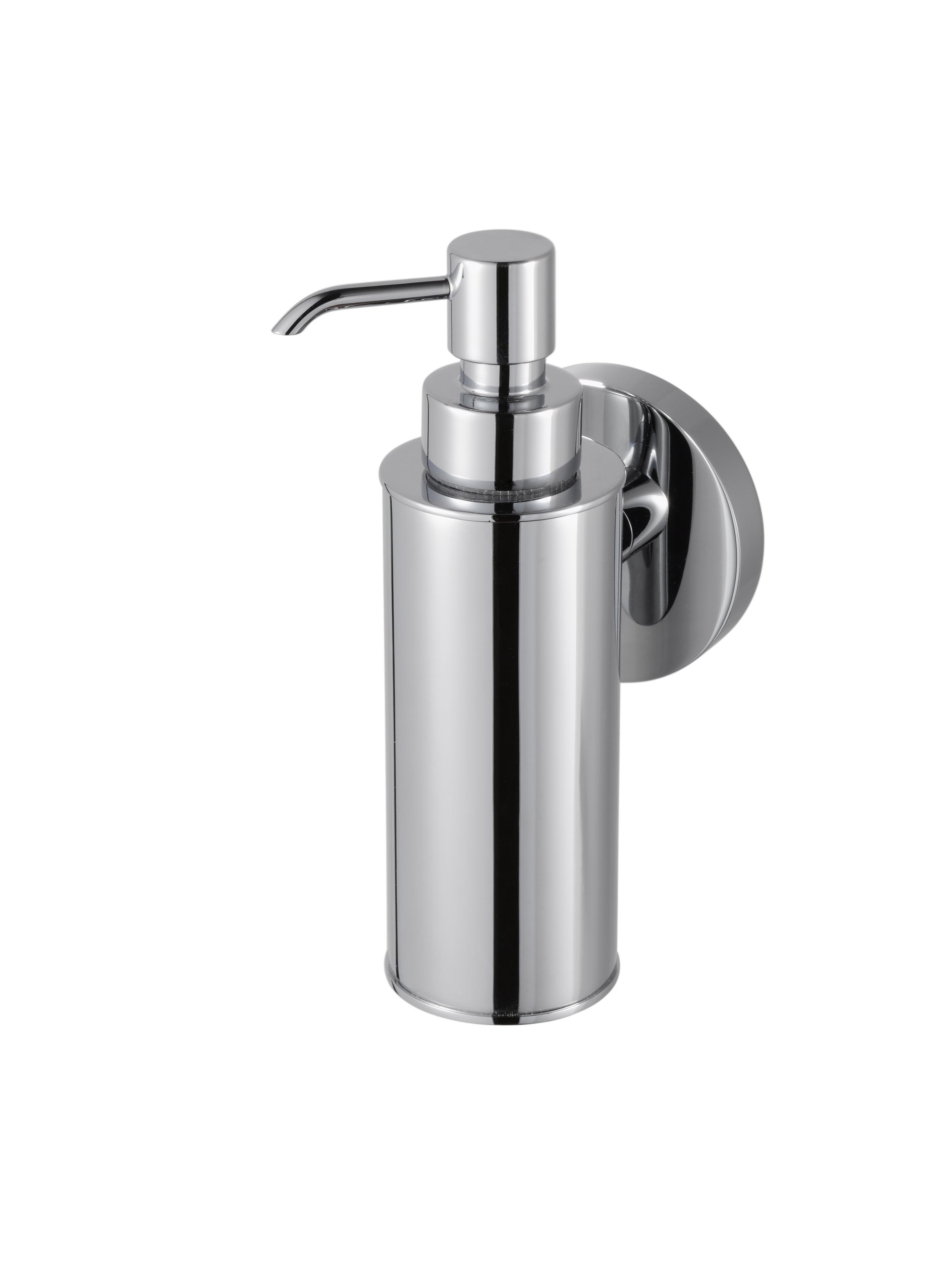 Haceka Pro2000 Zeepdispenser metaal chroom
