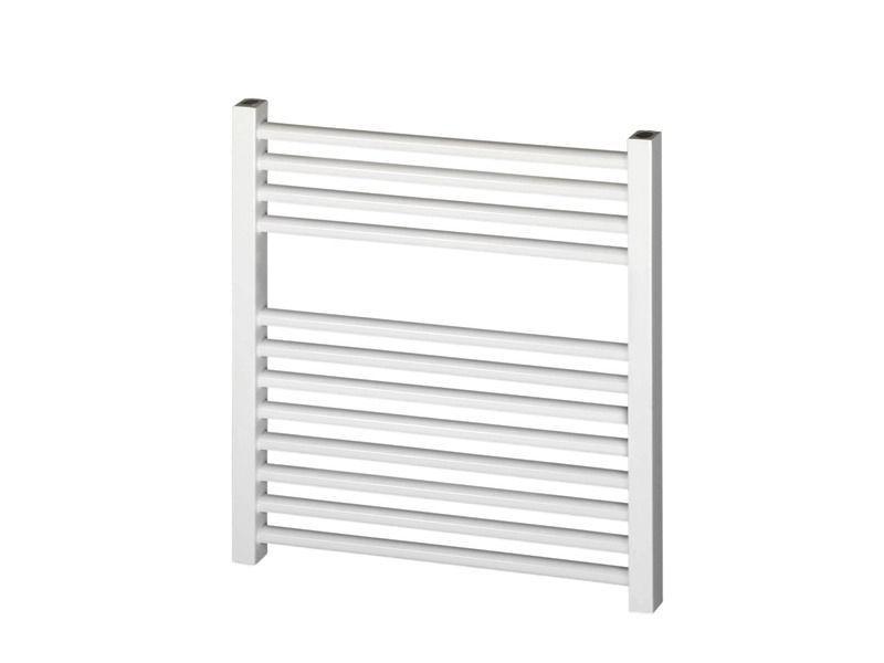 Haceka Sahara handdoek radiator 56x53cm wit
