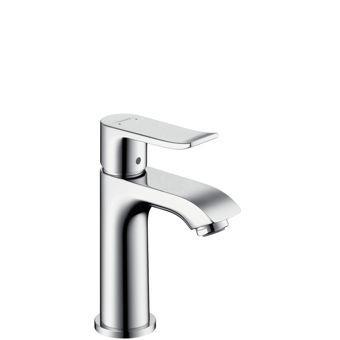 Hansgrohe Metris 1-gats toiletkraan z. waste chroom