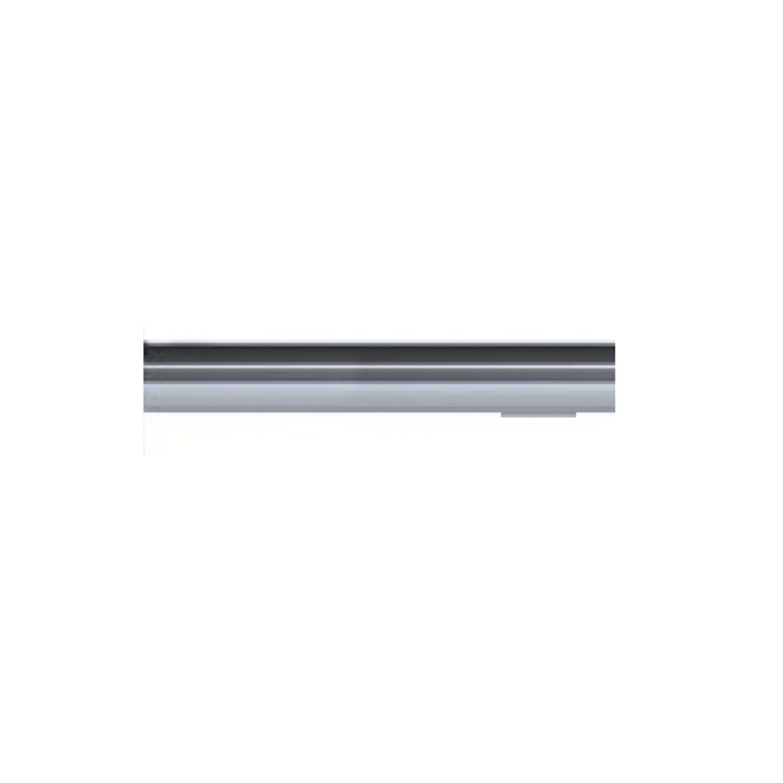 Hotbath Buddy Rechte Uitloop 15cm Chroom B095-15