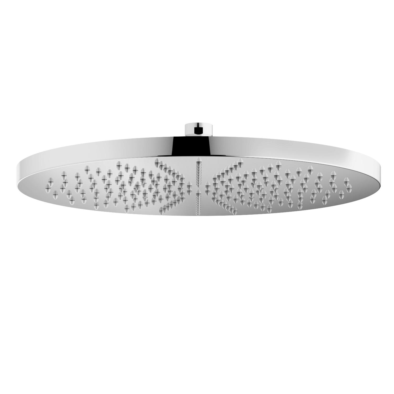 Hotbath Cobber Hoofddouche 30cm Geborsteld Messing PVD M106