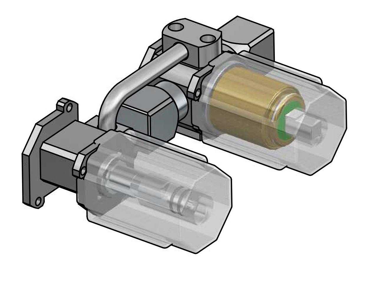 Hotbath Cobber Inbouwdelen HBCB006