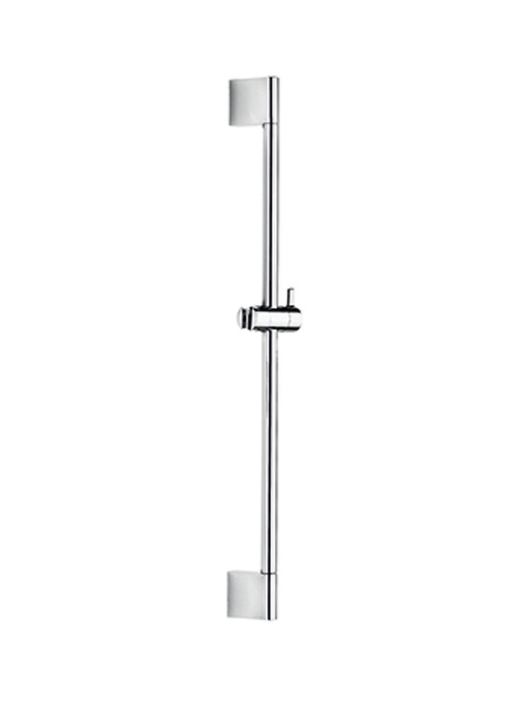 Hotbath Mate M306 glijstang ABS 90cm geborsteld nikkel